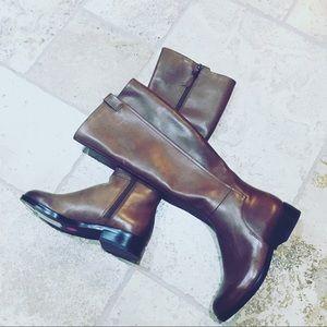 Cole Haan Katrina riding boots(ijhgbe)